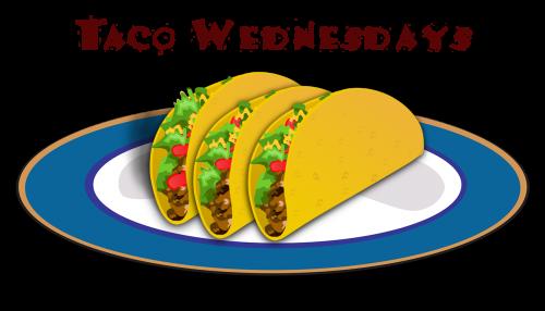 Tacos Weds