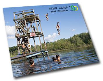 2009 Finn Camp Calendar