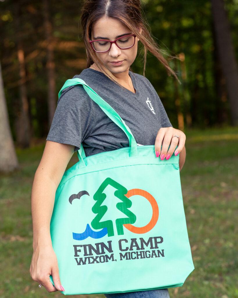 Finn Camp Bag
