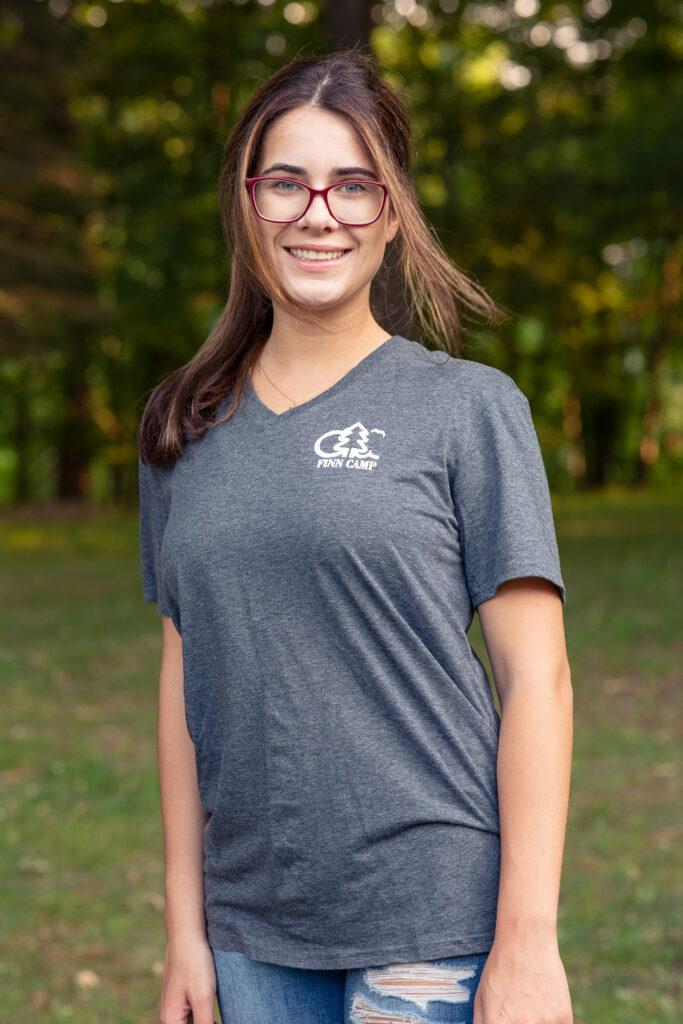 Finn Camp shirt (front)